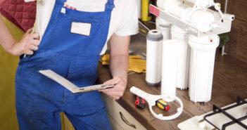 mantenimiento equipo de osmosis