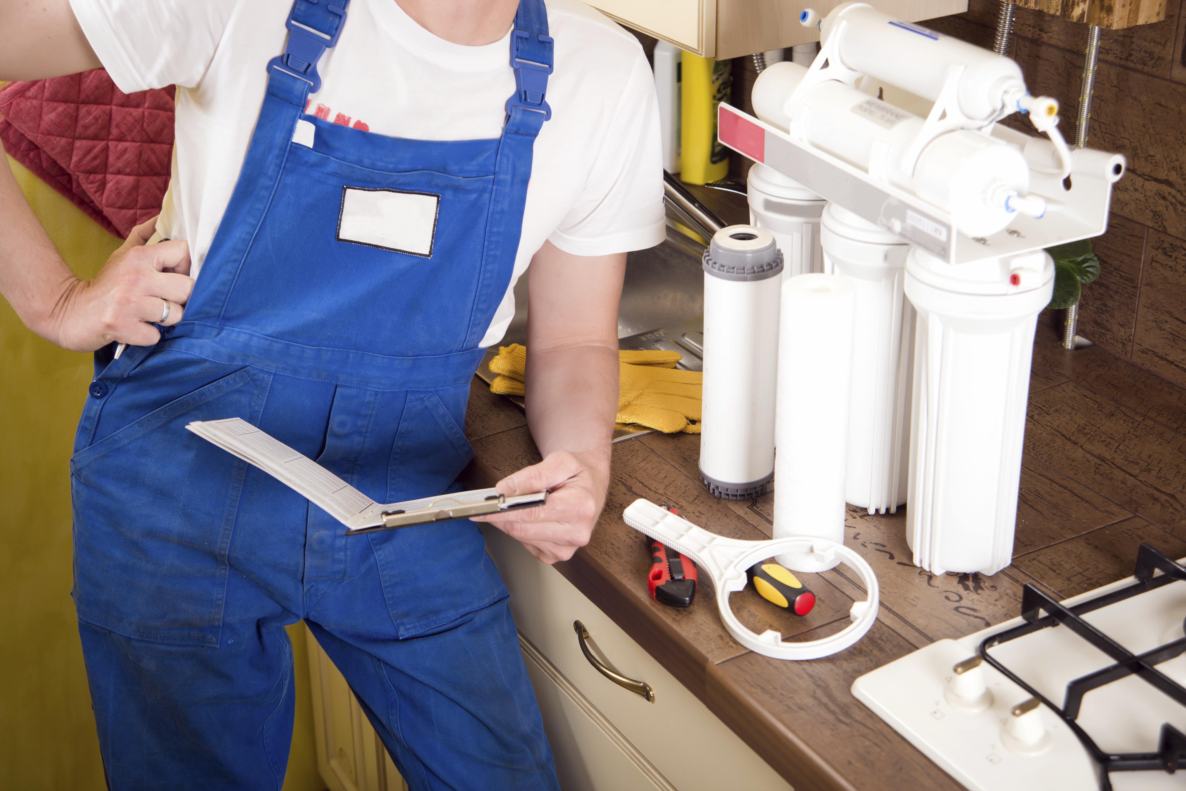 Tips sobre mantenimiento de un equipo de osm sis inversa for Equipo de osmosis