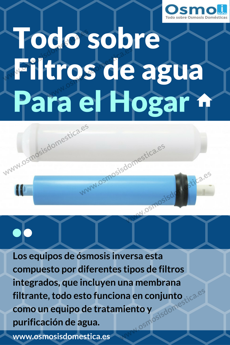 Todo lo que necesitas saber sobre los filtros de agua para for Todo para el hogar